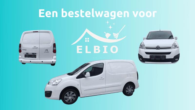 A van for ELBIO!