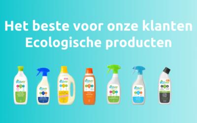 ELBIO maakt schoon met ecologische producten